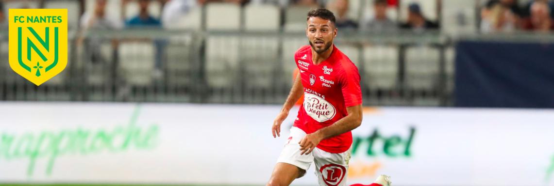 Ligue 1 : Belkebla forfait contre Nantes ?