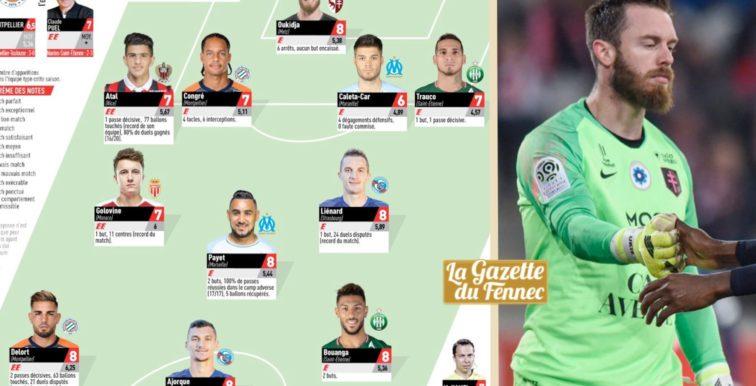 France : 3 Algériens dans le 11 type de la 13ème journée