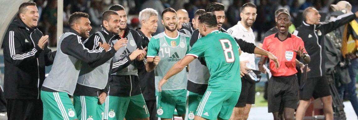Botswana-Algérie (0-1) : Savoir souffrir !