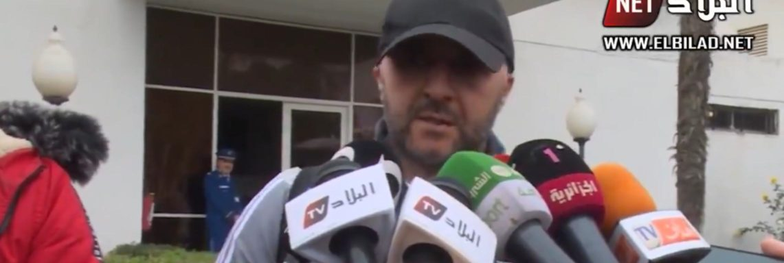"Belmadi : ""Mission accomplie malgré les conditions déplorables"""