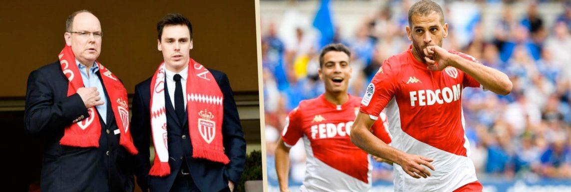Monaco : le Prince Albert craint la dépendance du duo Slimani-Ben Yedder