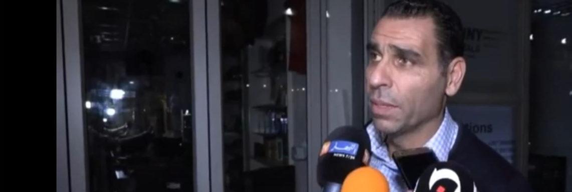 """Zetchi : """"On espère un bon résultat face au Botswana"""""""