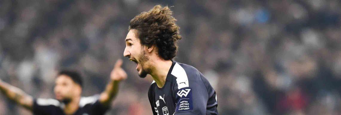 Yacine Adli buteur face à Marseille