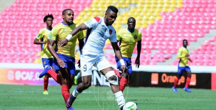 CAF CL : l'USM Alger prend un point en Angola (1-1)