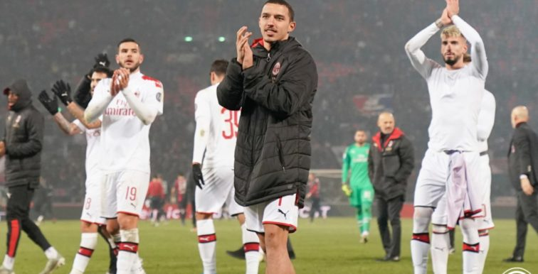 Italie : grand match de Bennacer face à Bologne