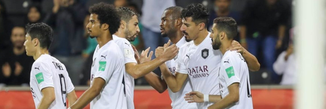 CDM-Clubs : But de Bounedjah face à Hienghene