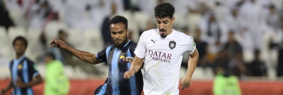 CM clubs : Bounedjah buteur, Al Sadd large vainqueur (3-1, ap)