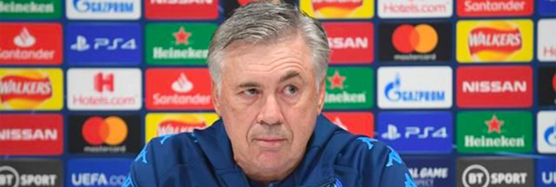 SSC Napoli: Ancelotti viré !