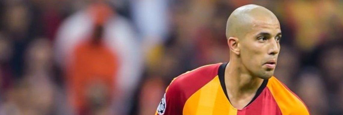 Super Lig : Feghouli buteur face à Ankaragucu