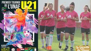 Tournoi UNAF U21 féminines : L'Algérie débutera face à l'Égypte