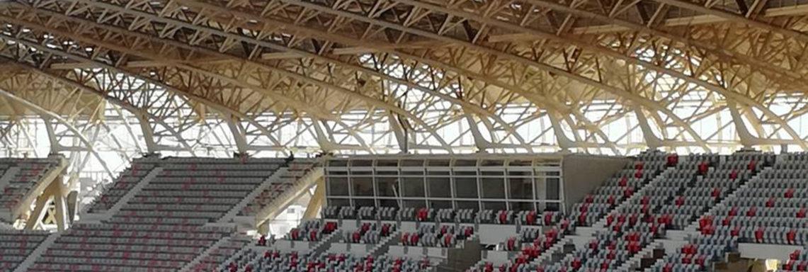 Oran : La pelouse du nouveau stade sera prête en avril 2020