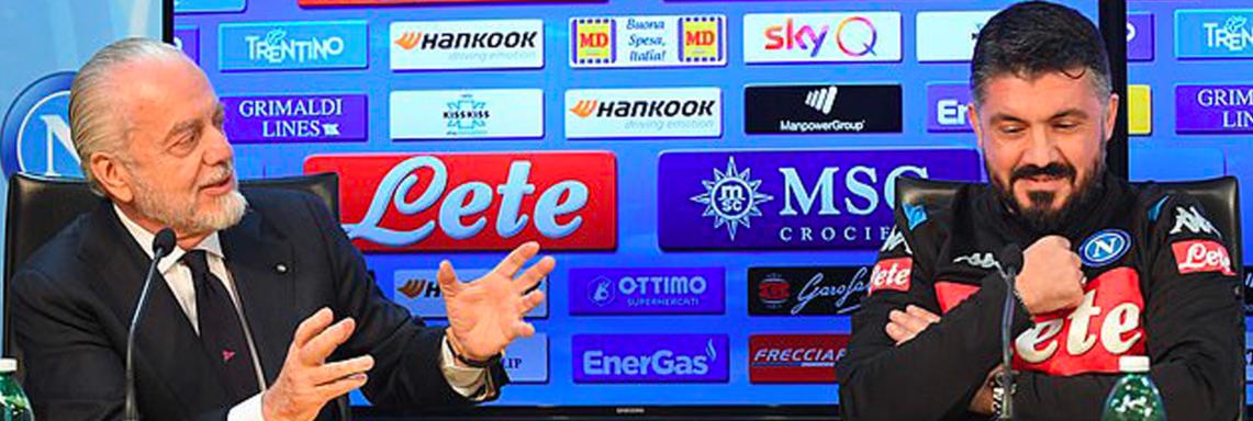 Série A : Gattuso nouvel entraîneur de Naples