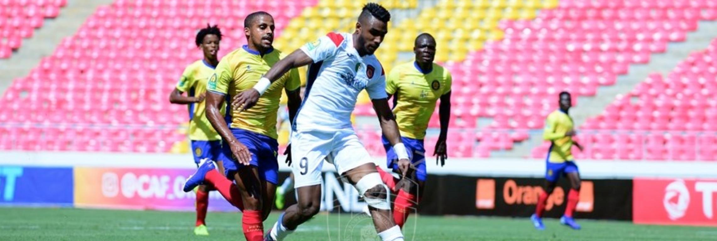 CAF/LDC : l'USMA prend un point en Angola (1-1)