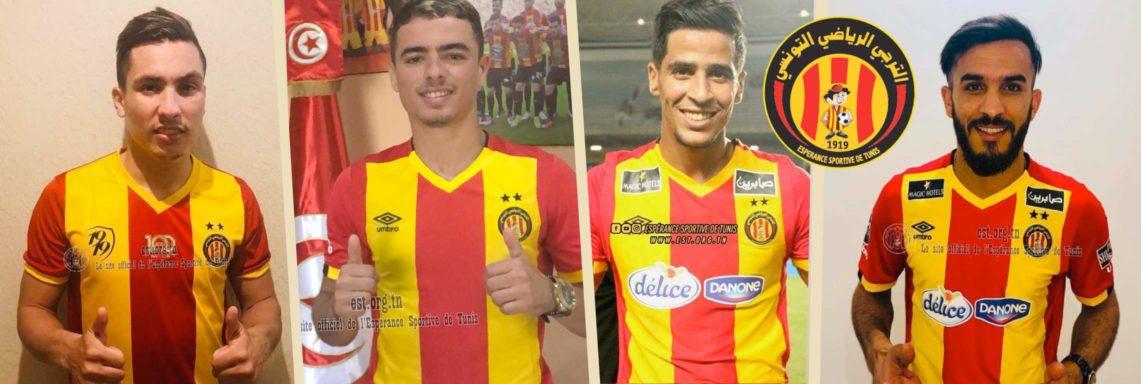 Club WC 2019 : l'ES Tunis et son armada algérienne
