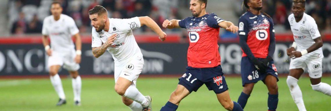 Ligue 1 : Delort buteur à Lille