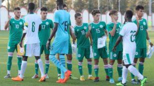 Sélection U20 : l'Algérie participera à la Coupe Arabe des Nations en Arabie Saoudite