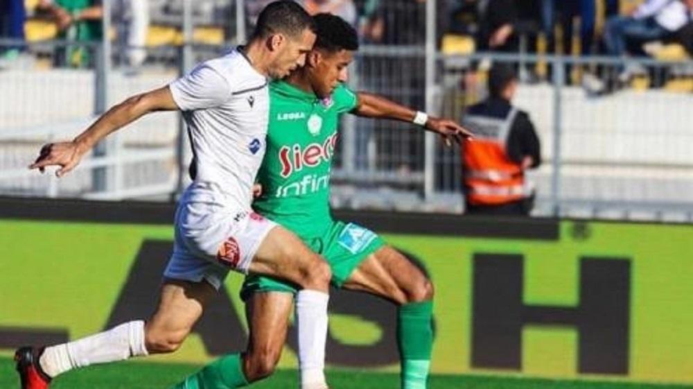 Les Verts réussissent une nouvelle remontada — MC Alger-Raja