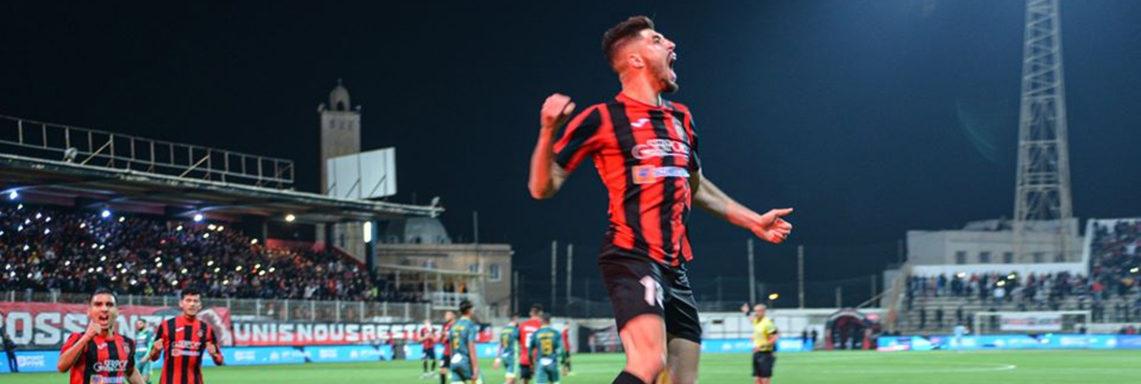 Ligue 1 : USMA–JSK (1-0), Soustara se place sur le podium
