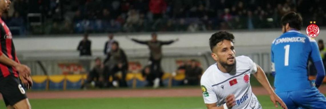 CAF/CL : L'USMA éliminée par le WAC (3-1)