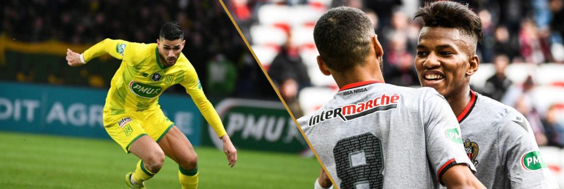TeamDZ #20 : Abeid et Nantes éliminés, Boudaoui et Ounas qualifiés !