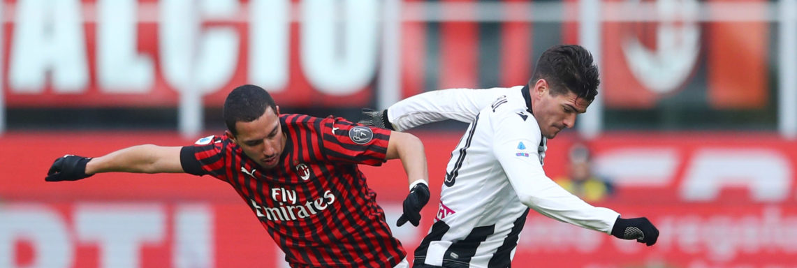 Serie A : Bennacer en pleine progression avec le Milan AC