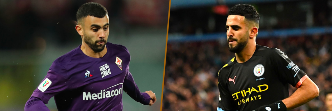 TeamDZ #20: Ghezzal face au Napoli, Mahrez vs Crystal Palace