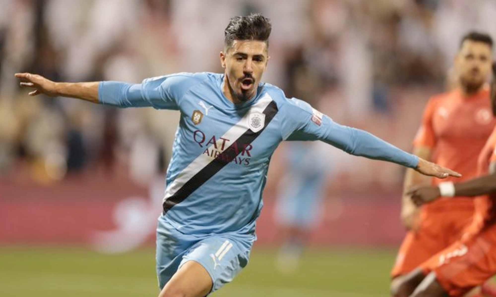 Bounedjah signe un doublé face à Al Arabi