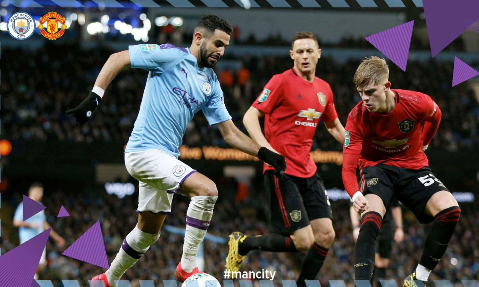 Manchester City perd mais atteint la finale — Carabao Cup