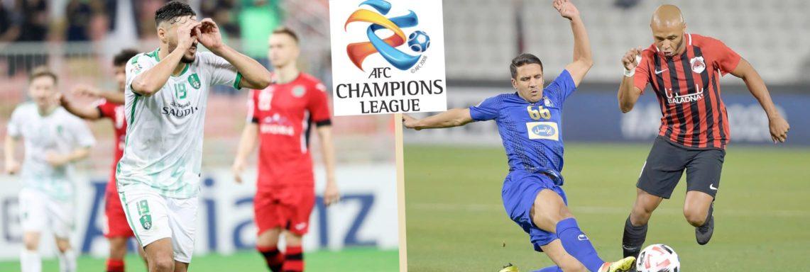 Belaïli qualifie Al Ahli, Brahimi humilié avec Al Rayyan