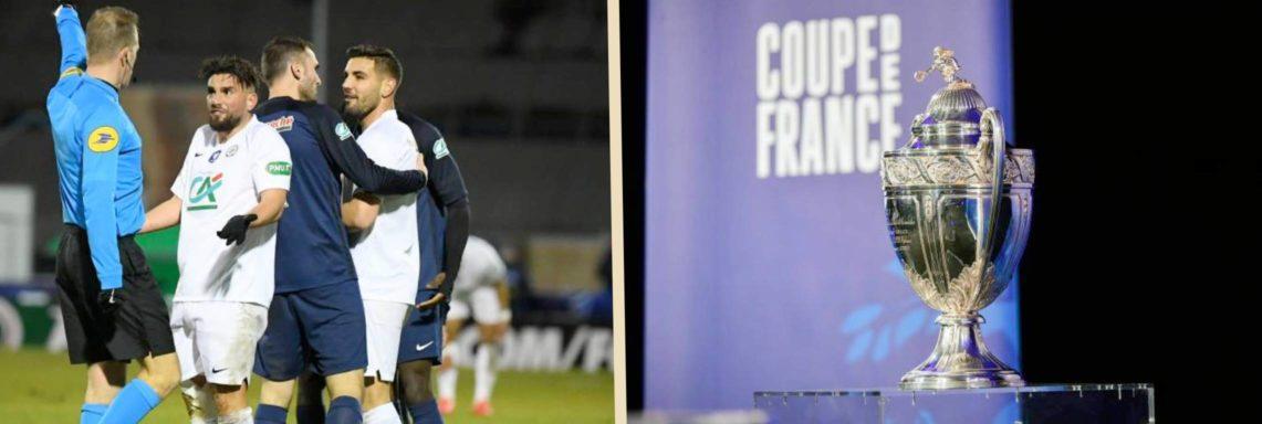 Coupe de France : Plus que 4 Algériens en course !