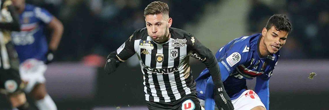Coupe de France : El Melali retrouve son punch avec Angers