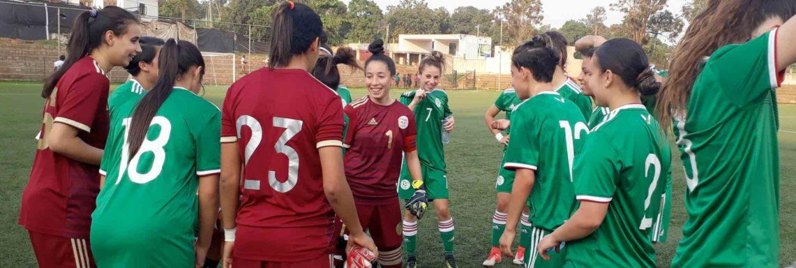 U20 Féminine : L'Algérie écrase le Soudan du sud (0–5) à Kampala