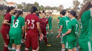 Éliminatoires Mondial U20 Féminine : L'Algérie écrase le Soudan du sud (0–5) à Kampala