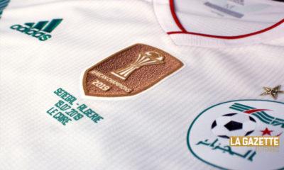 Algérie maillot avant