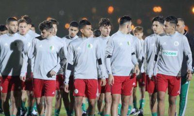 algerie U20 gris arab cup
