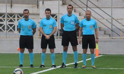 arbitre algeriens arbitrage