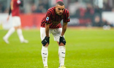 bennacer milan ac fatigue