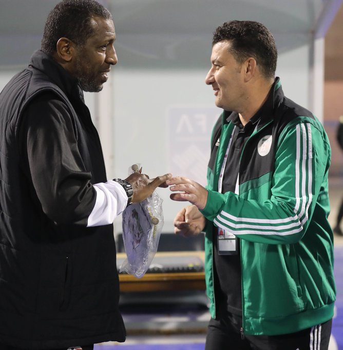 bensmain alg arabe cup U20