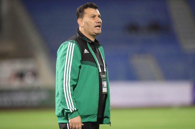 bensmain coach alg arabe cup U20