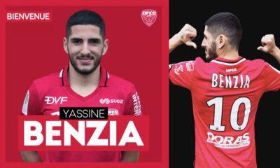 benzia debut dijon 10