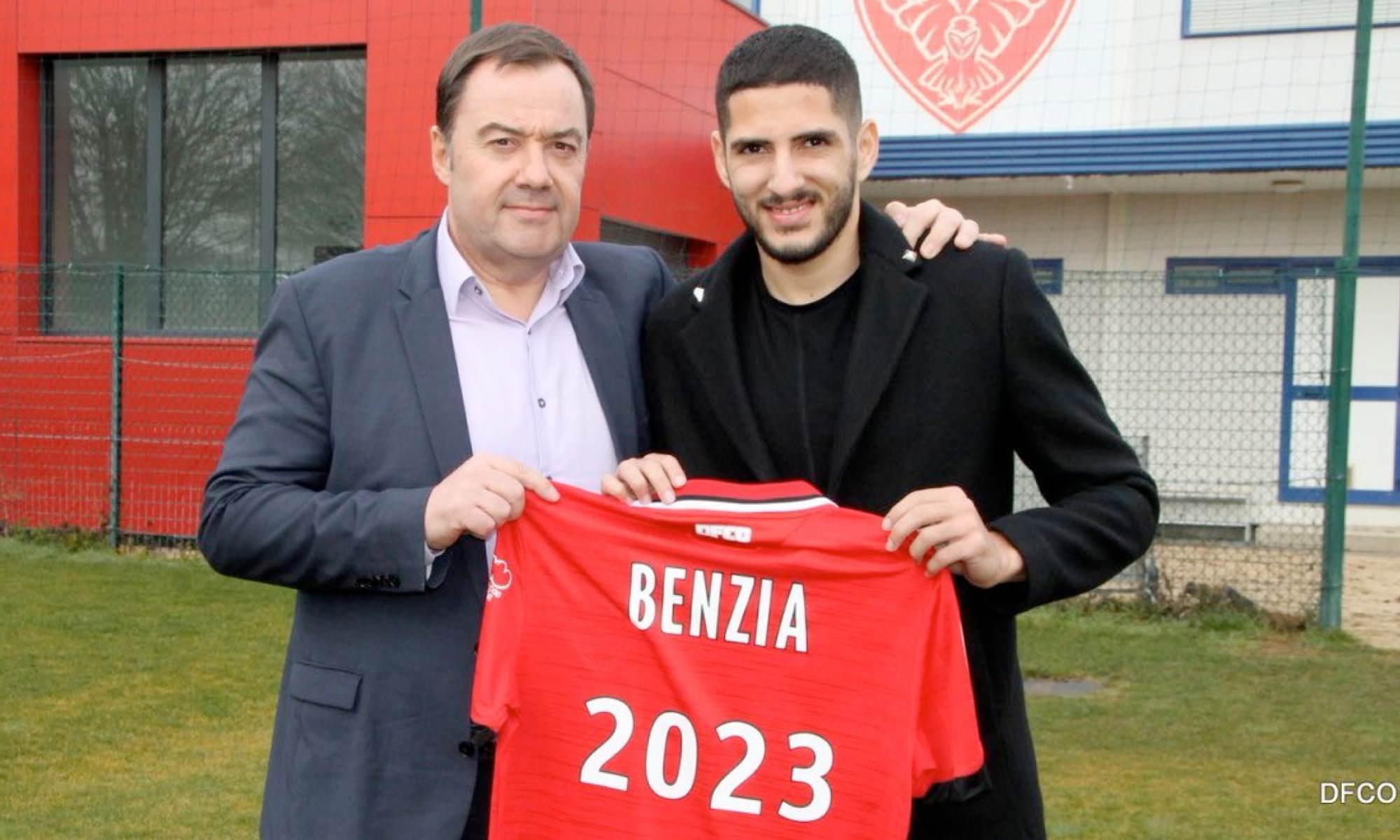 benzia signe a dijon mercato