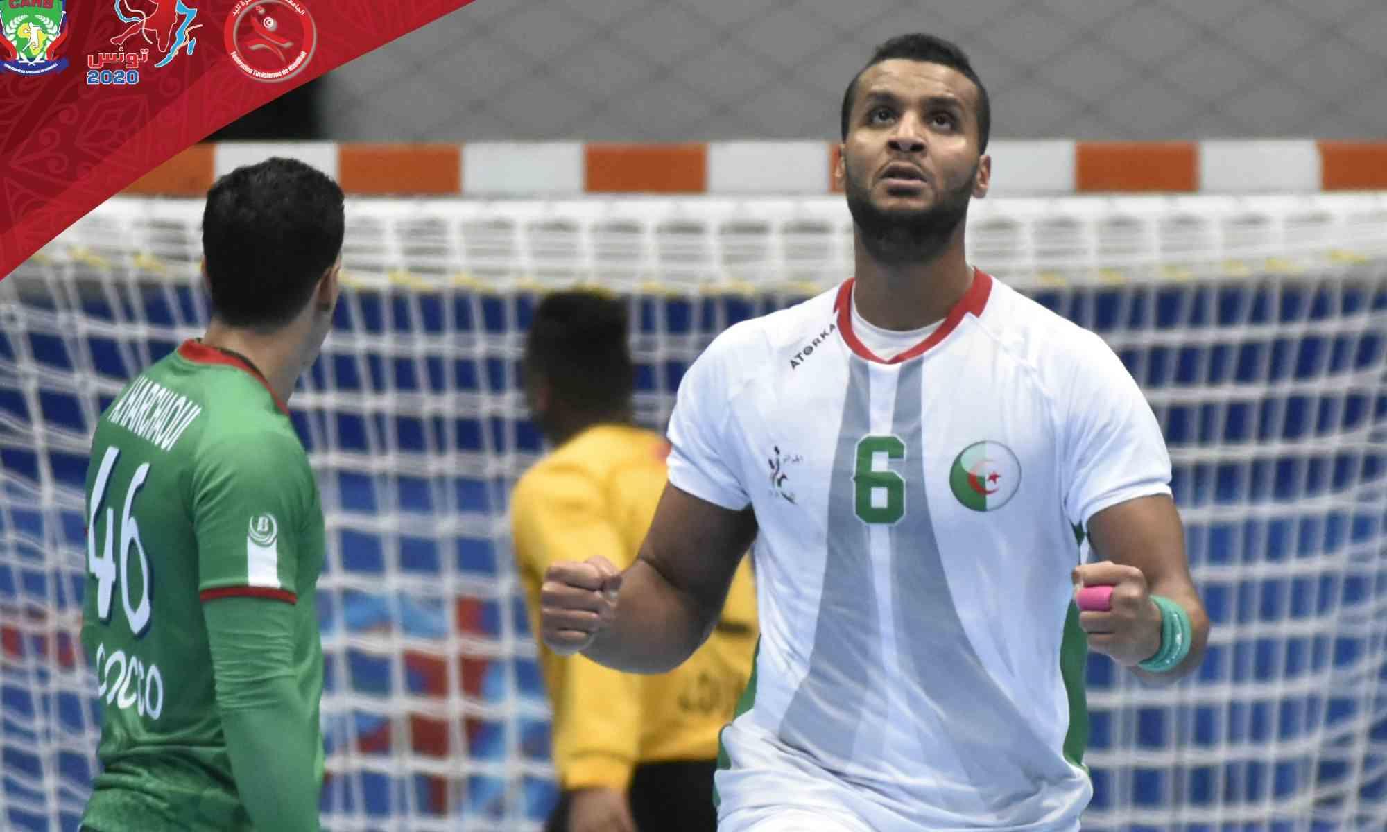 berkous maroc handball