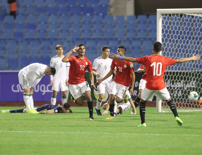 but egyptien alg arabe cup U20
