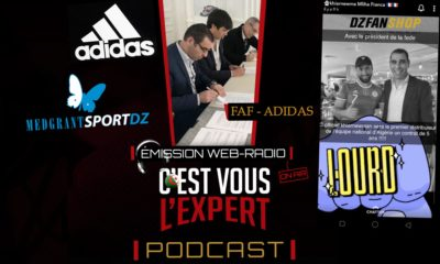 expert adidas