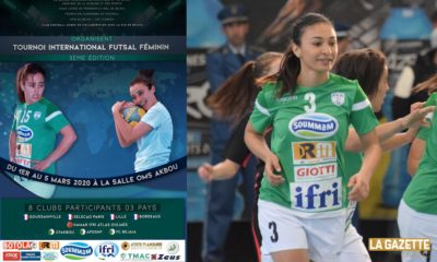 futsal feminin akbou tournoi