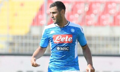ghoulam entrainement naples
