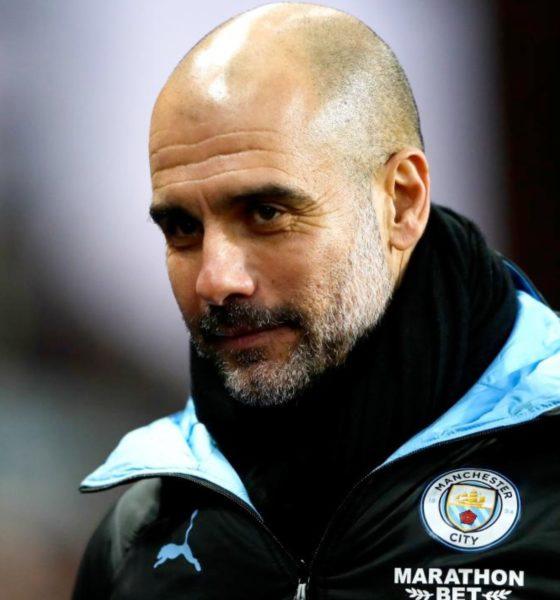 guardiola manchester city coach