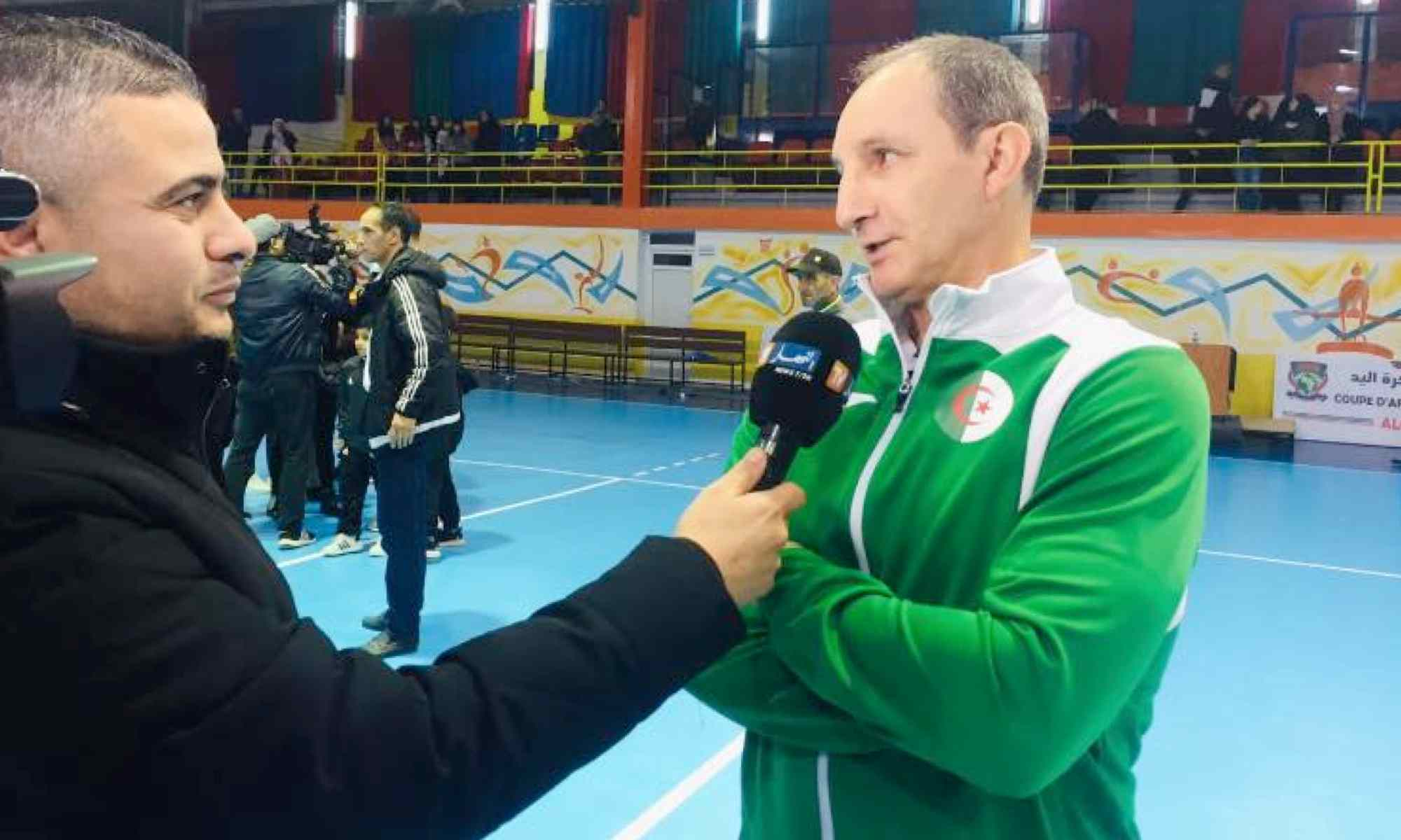 handball alain portes salle ain taya