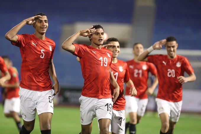 joie egypt alg arabe cup U20