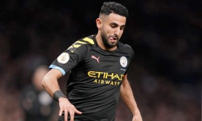 mahrez black city